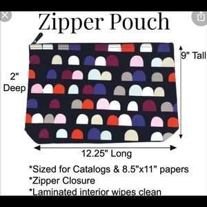 thirty-one Other - Thirty One Zipper Pouch